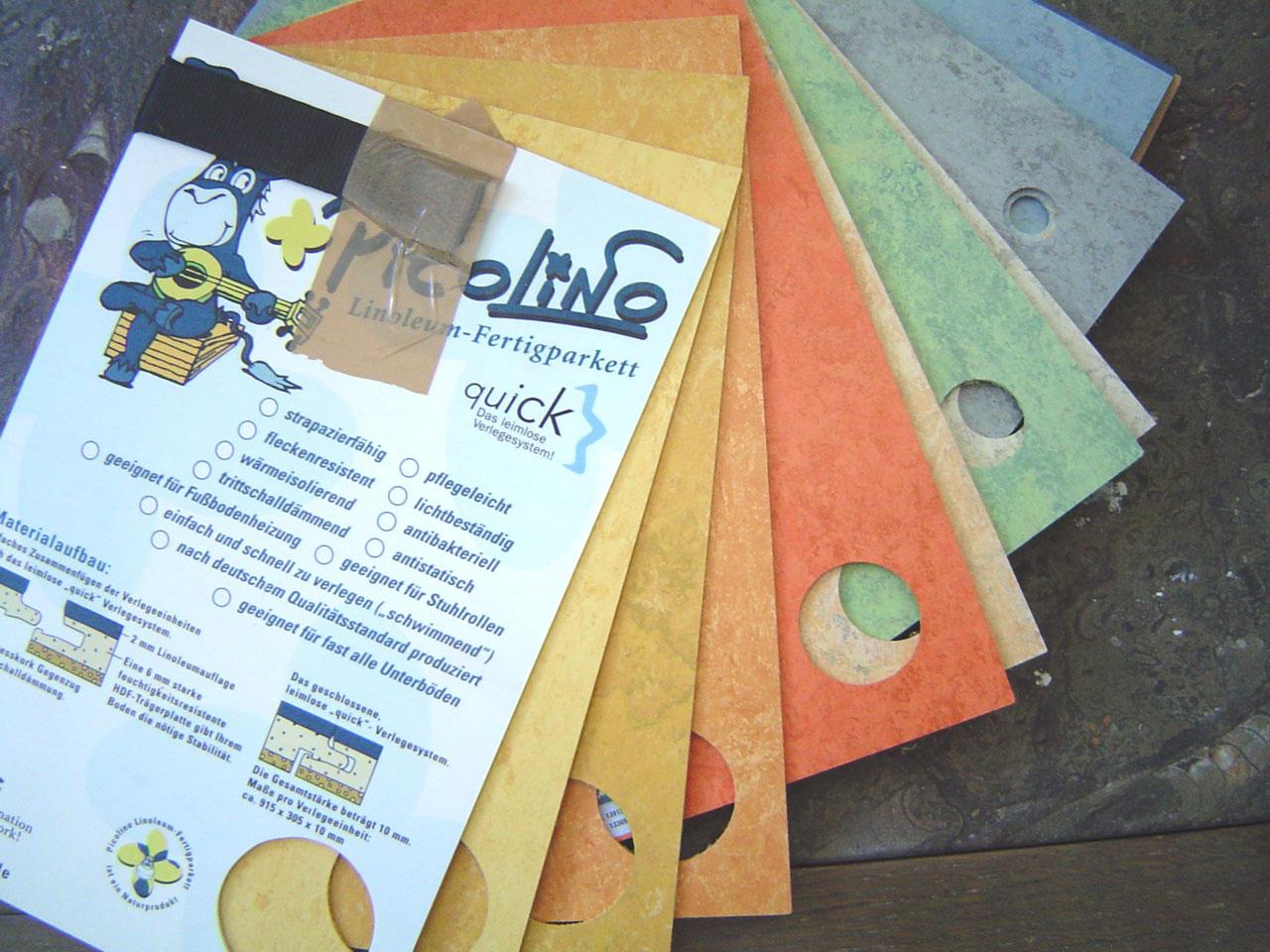 Linoleum schwarz fu bodentechnik for Linoleum schwarz